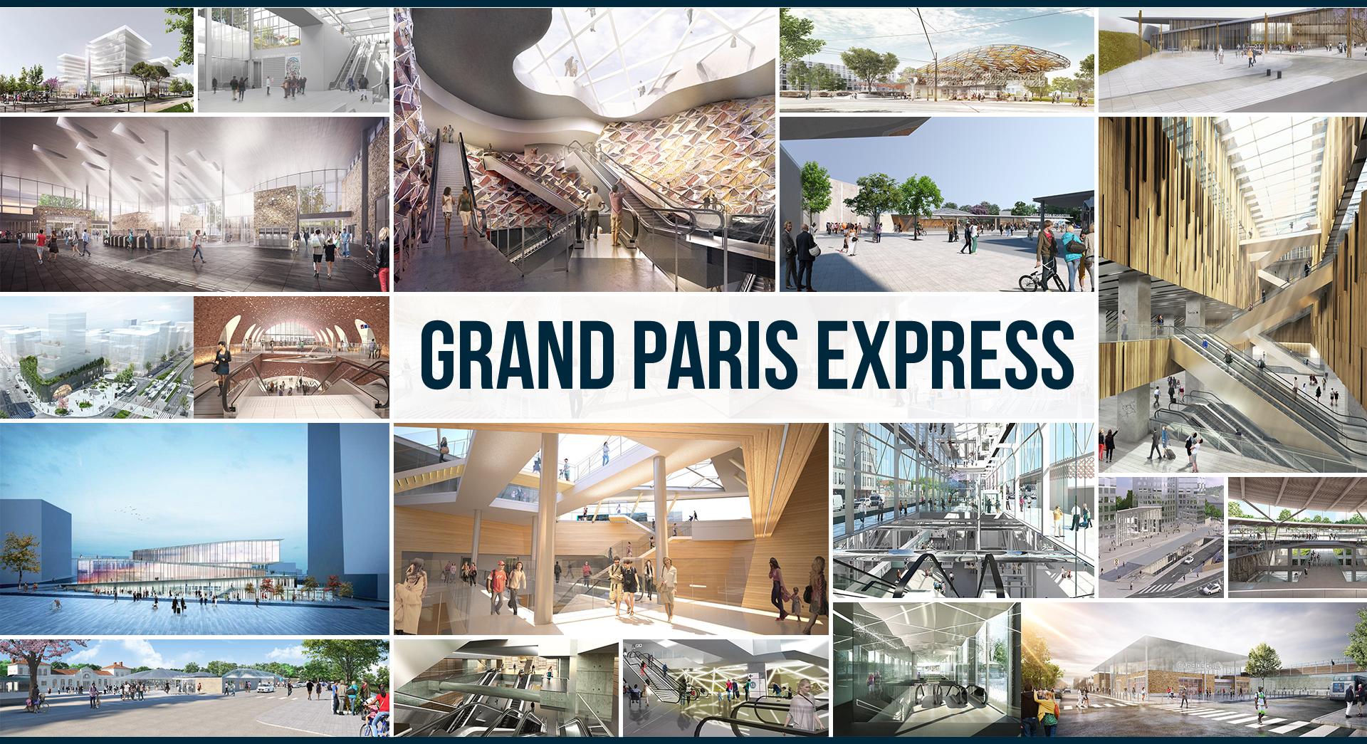 Grand Paris Express : le futur réseau le plus important d'Europe selon Jean-Marc Nicolle