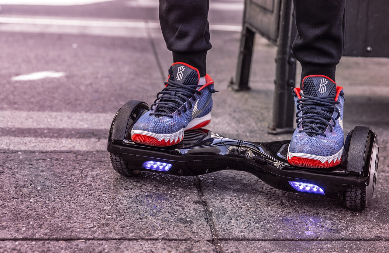Les hoverboards pas cher